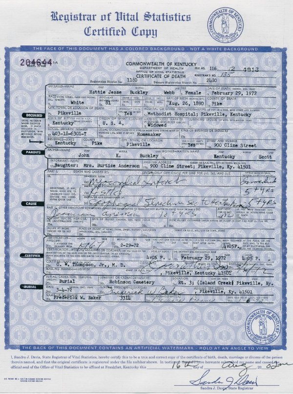 How To Get A Birth Certificate In Ky Writings And Essays
